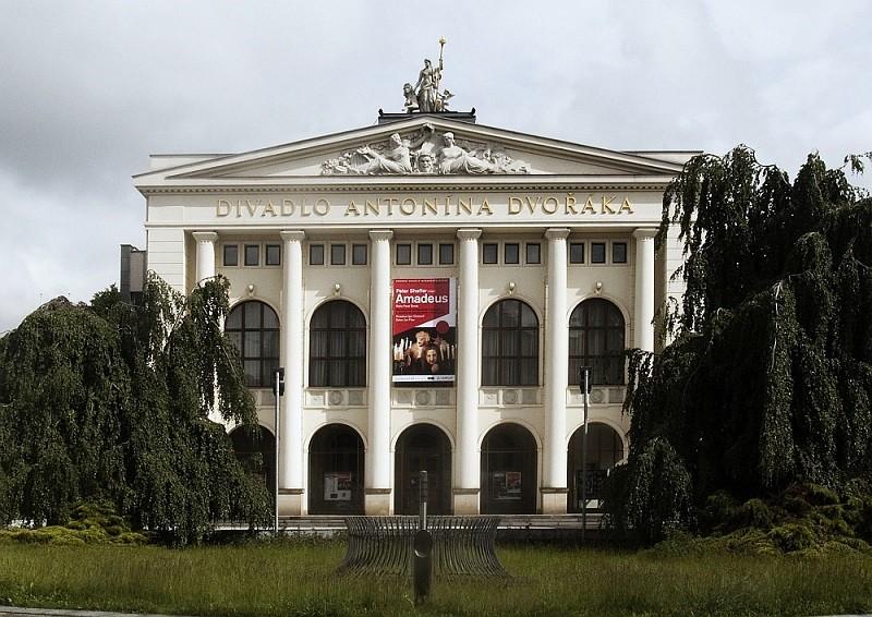 Narodowy Morawsko-Śląski Teatr w Ostrawie (Czechy)