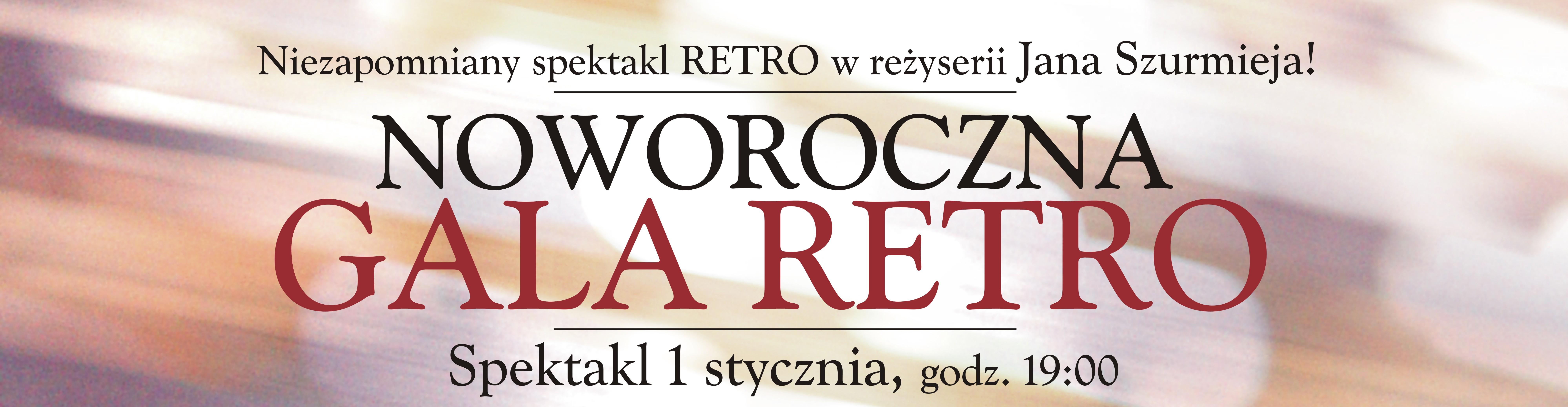 Gala Sylwestrowa i Noworoczna