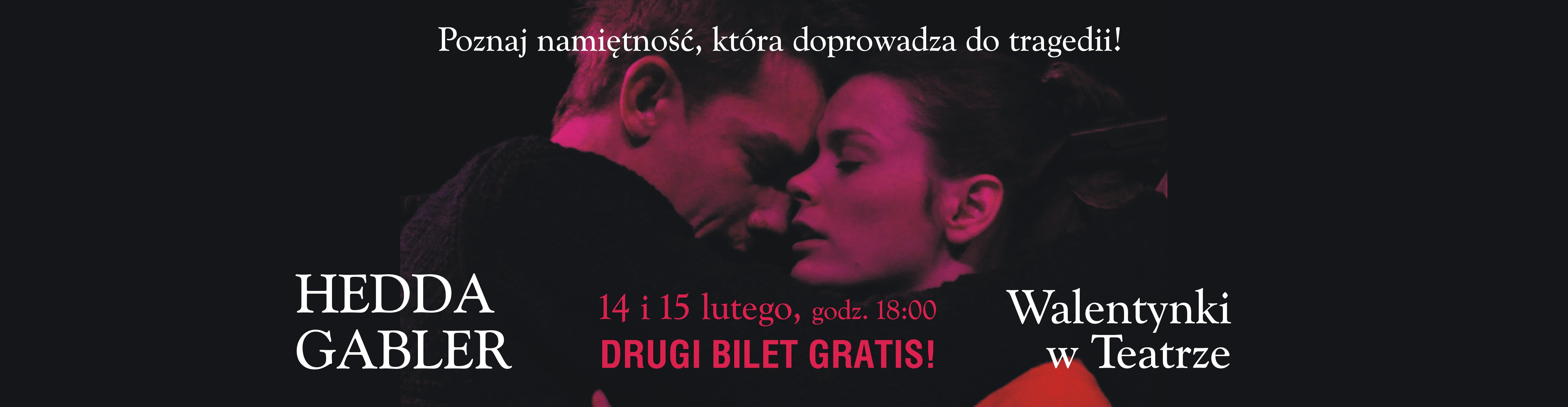Przeżyj Walentynki w Teatrze!