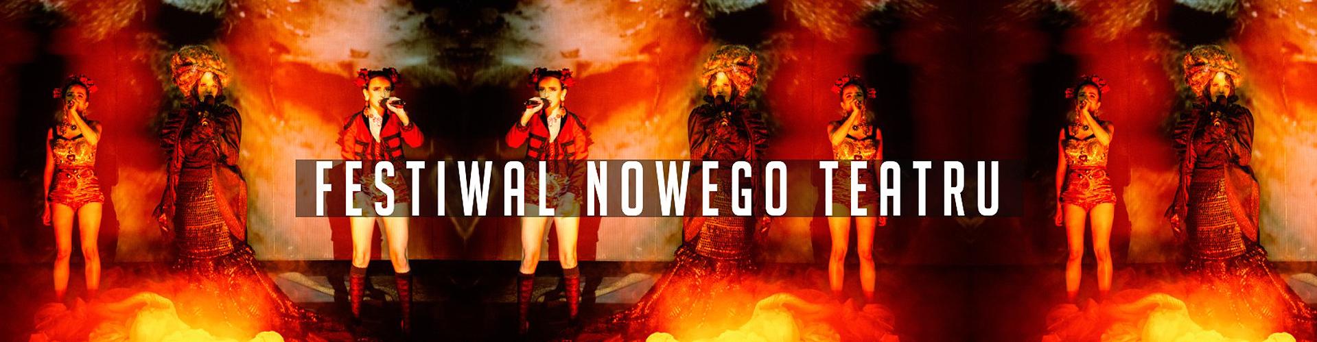 Sprzedaż karnetów i biletów na 54. RST - 02. Festiwal Nowego Teatru