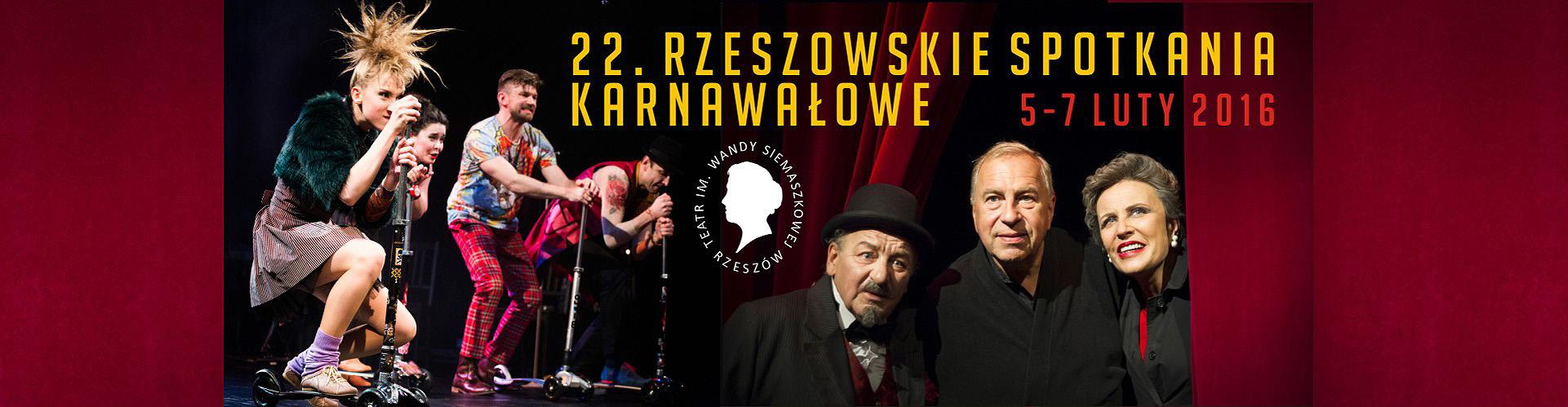 22. Rzeszowskie Spotkania Karnawałowe - fotorelacja