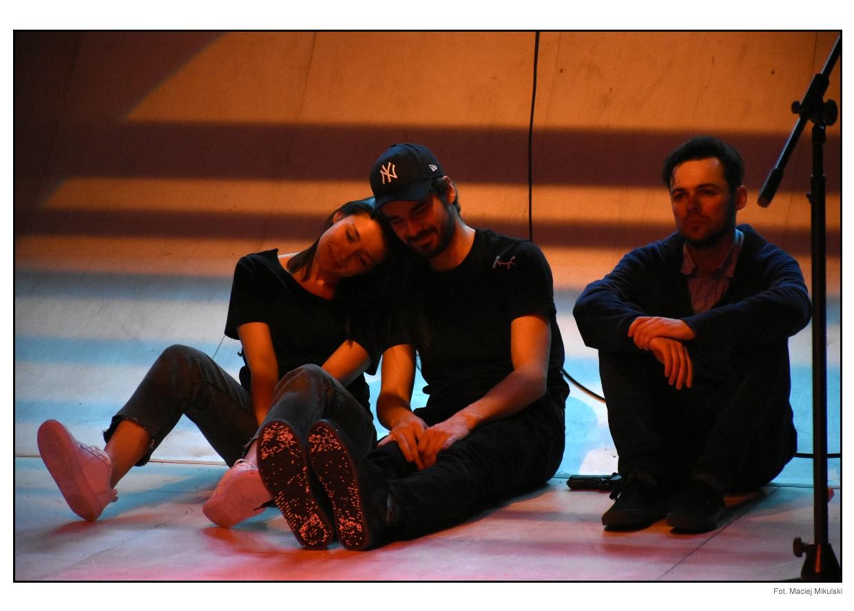 NIGDY BEZE MNIE - warsztaty teatralno-profilaktyczne