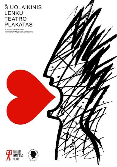 Wystawa polskiego plakatu teatralnego na Litwie