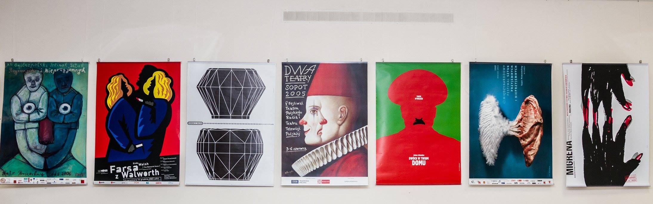 Wernisaż wystawy polskiego plakatu na Litwie - galeria zdjęć