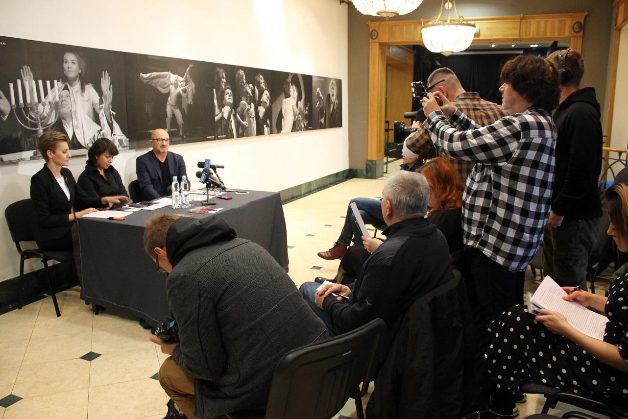 Festiwal Nowego Teatru – 56. Rzeszowskie Spotkania Teatralne - konferencja prasowa