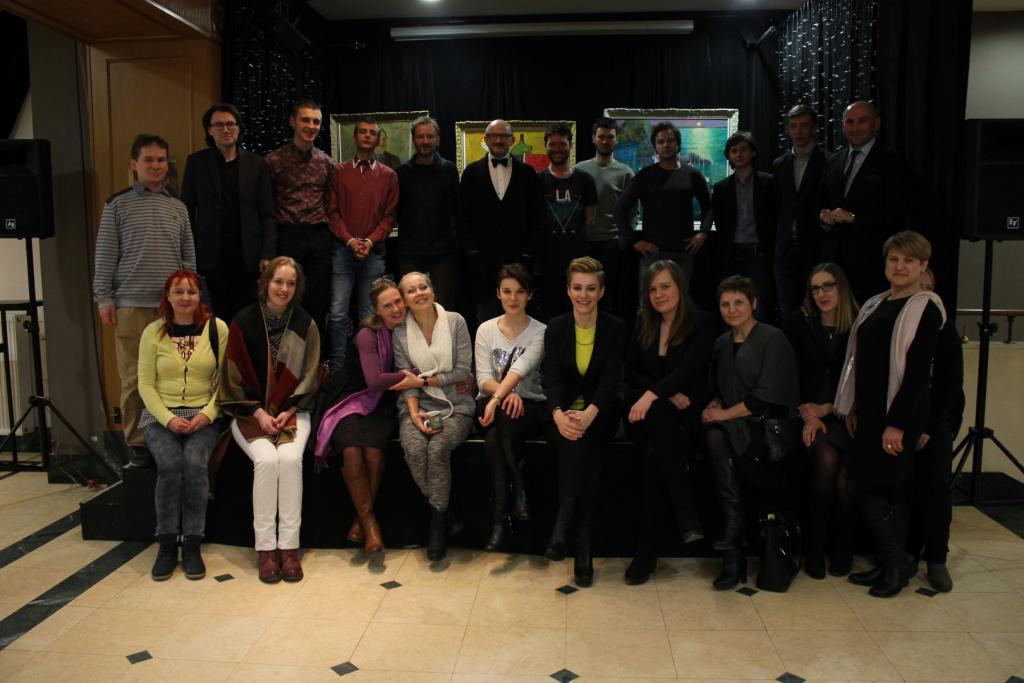 Inauguracja Dyskusyjnego Klubu Teatralnego – fotogaleria