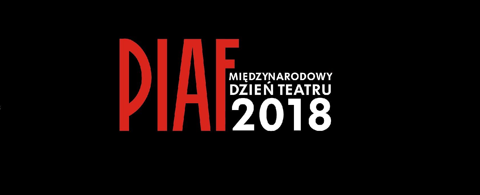Obchody Międzynarodowego Dnia Teatru