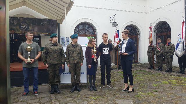 """Konkurs """"Dzieje Wojska Polskiego w XX  i XXI wieku w Garnizonie Rzeszów"""""""
