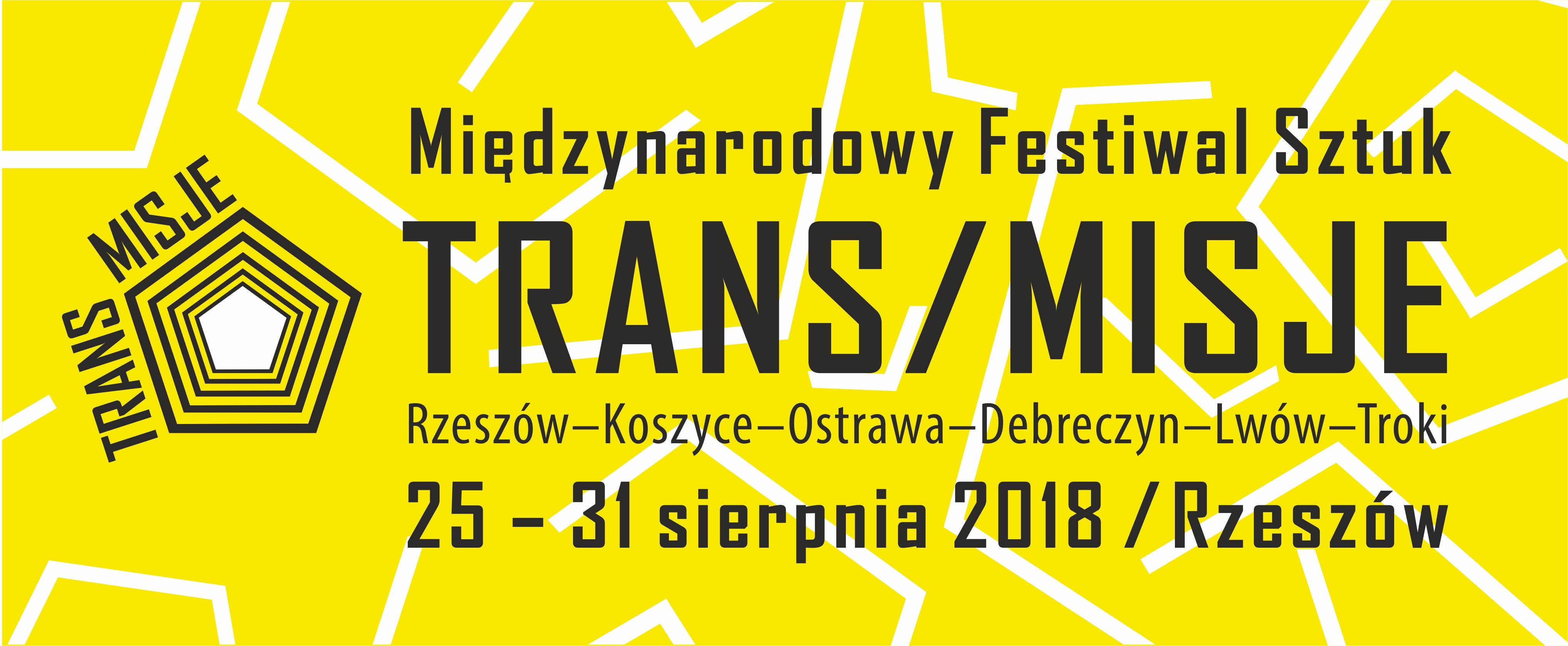 Rzeszowski Magazym Day&Night pisze o TRANS/MISJACH!
