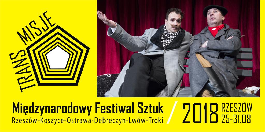 Studio Festiwalu TRANS/MISJE w TVP3 Rzeszów!