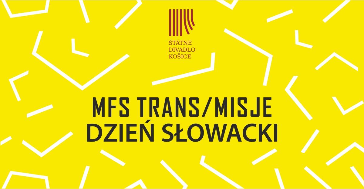 Słowacka telewizja o MFS TRANS/MISJE!