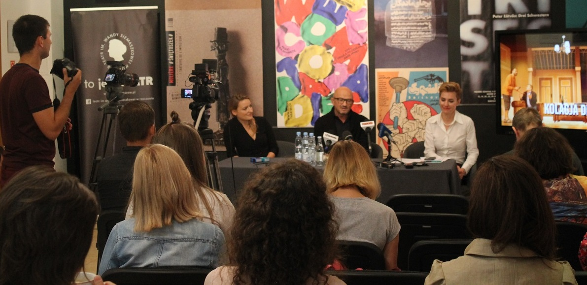 Konferencja Prasowa zapowiadajaca Sezon Artystyczny 2018/2019