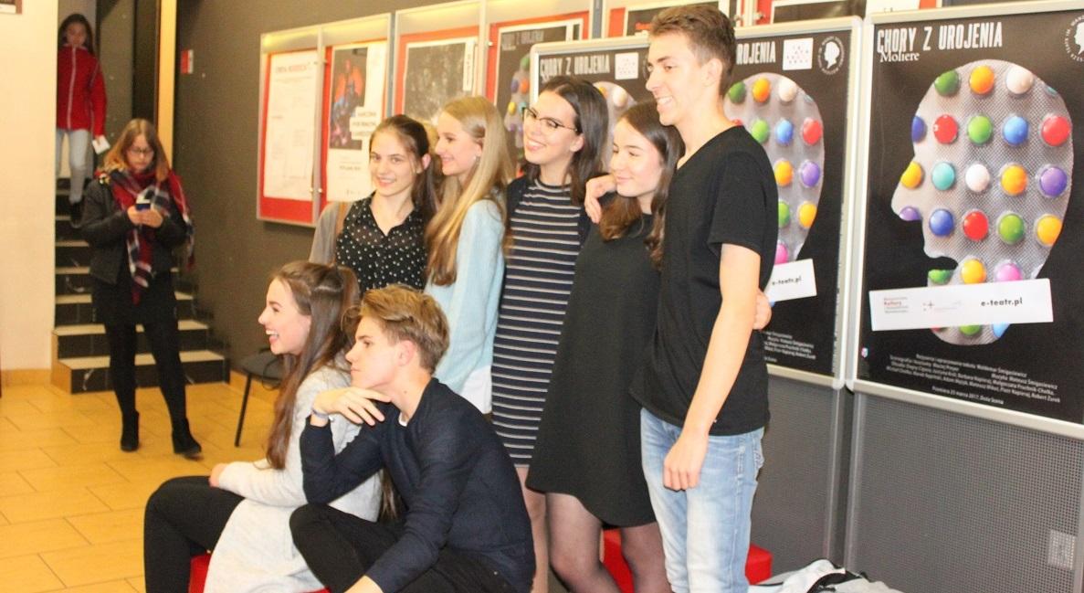 Ostatni śląski przystanek - Rybnik! Trwa objazd Teatr Polska