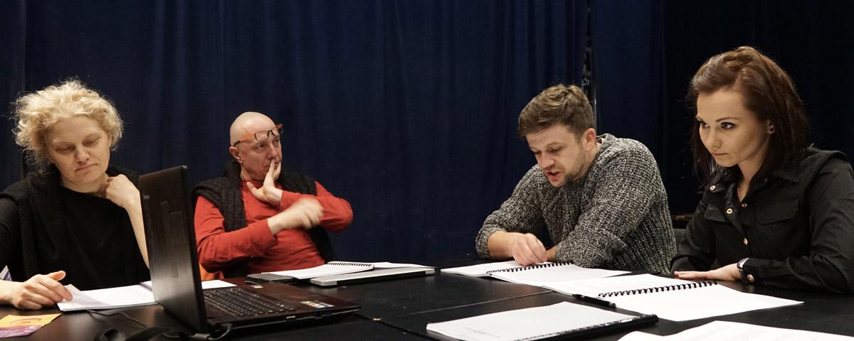 Ruszyły próby do spektaklu o Tadeuszu Nalepie