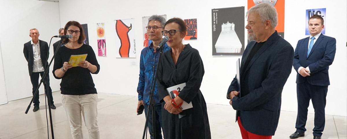 Znamy zwycięzców 16. Międzynarodowego Biennale Plakatu Teatralnego Konkurs Młodych Koszyce-Rzeszów 2019