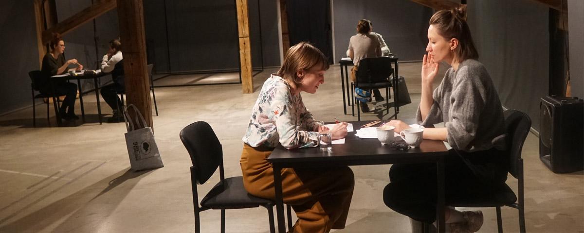 II Teatralny Speed-Dating za nami. Poznaliśmy pomysły par autor-reżyser!