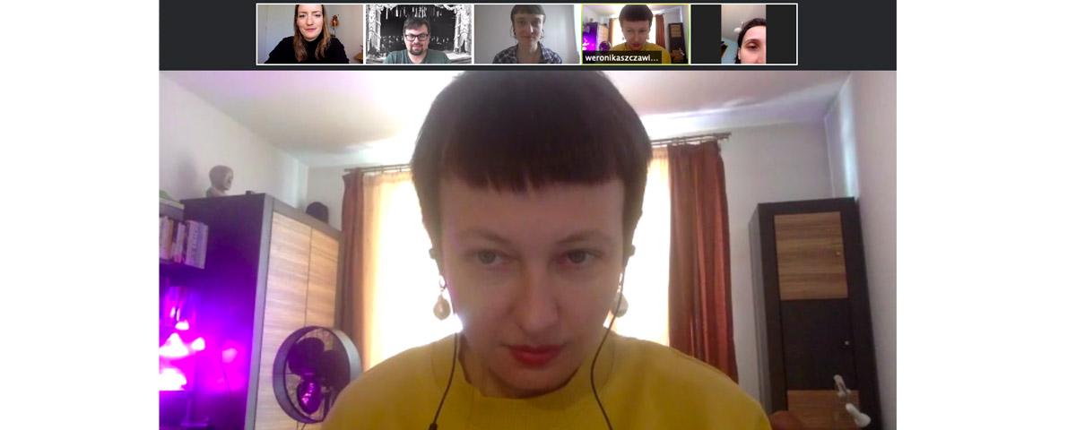 SND – spotkania mentorskie online