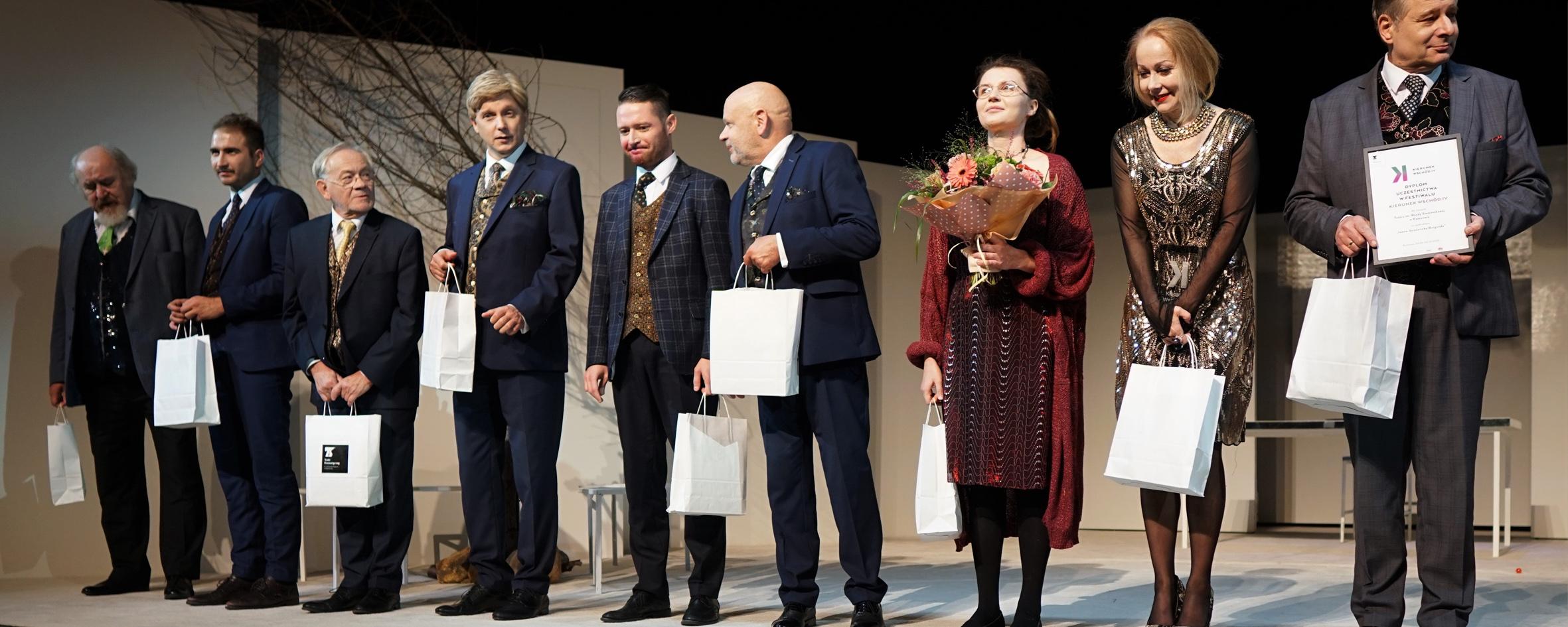 """""""Iwona, księżniczka Burgunda"""" na Festiwalu Kierunek Wschód"""