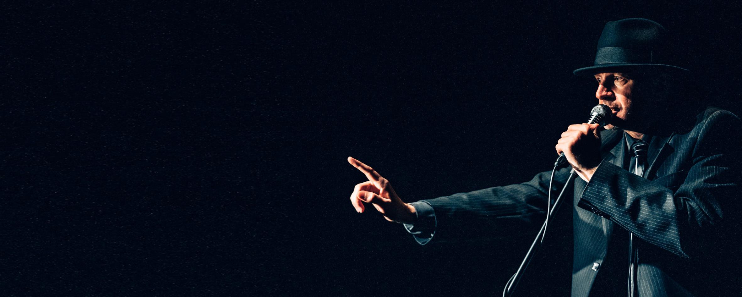 """""""Tańcz mnie. Cohen"""" w ramach Sceny Wędrownej - fotorelacja"""