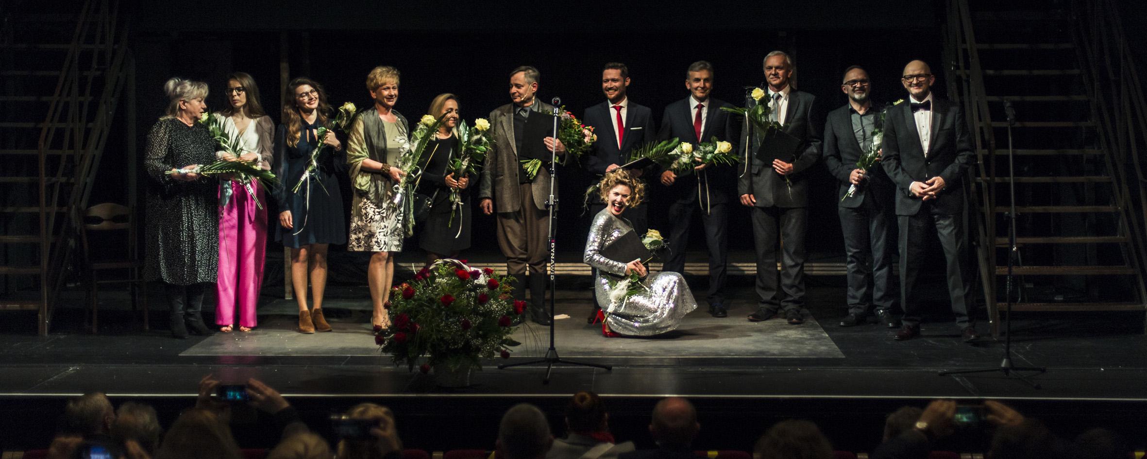 60. Międzynarodowy Dzień Teatru – nagrodzeni pracownicy