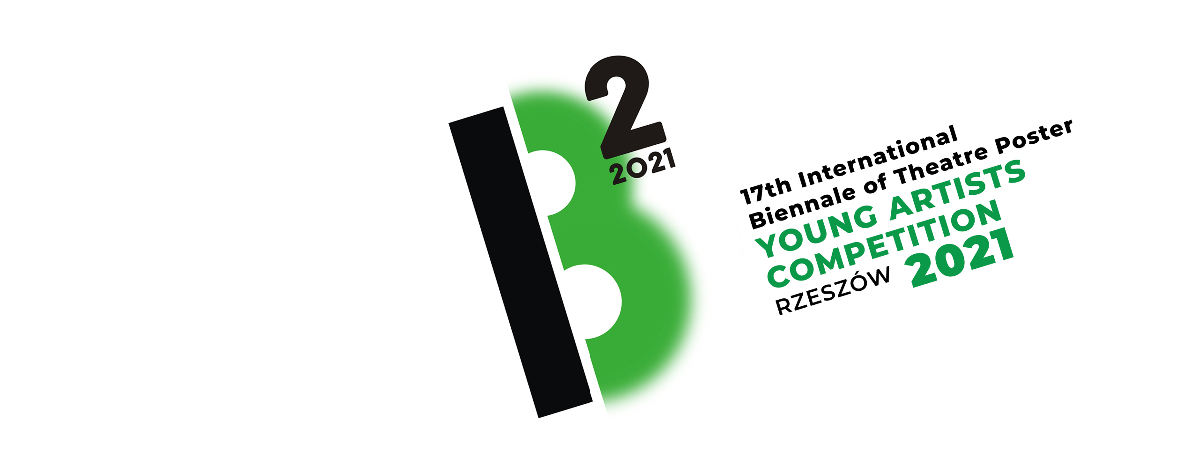 17th International Biennale of Theatre Poster - YOUNG ARTISTS COMPETITION 2021