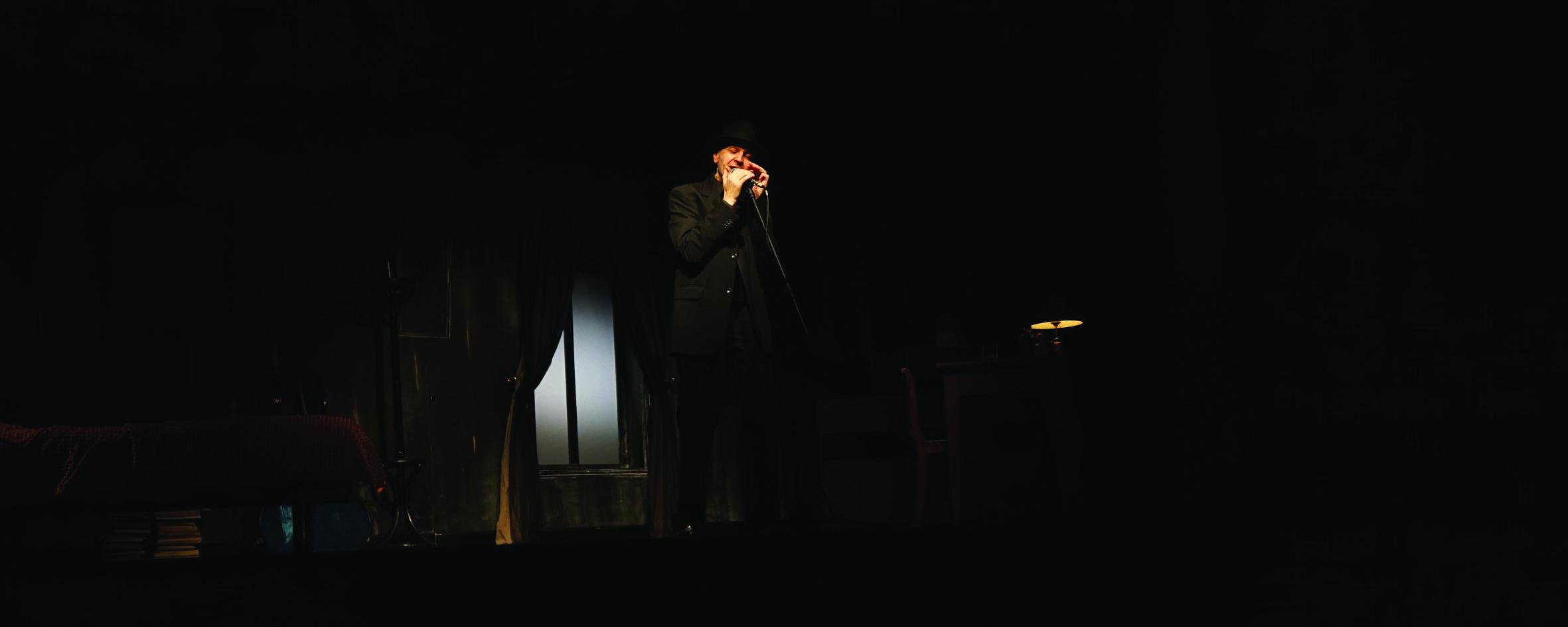 """""""Tańcz mnie. Cohen"""" w trasie/ SCENA WĘDROWNA TEATRU IM. WANDY SIEMASZKOWEJ W RZESZOWIE"""